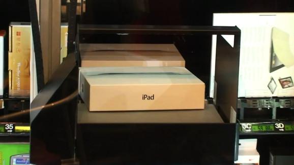 MagexUSa BigStoreVending iPad