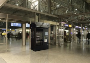 MagexUSA PSP – Airport Vending, Smart Vending, Intelligent Vending, Automated Kiosk Manufacturer