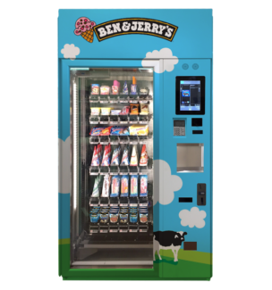 MagexUSA Frozen Food Vending Machine