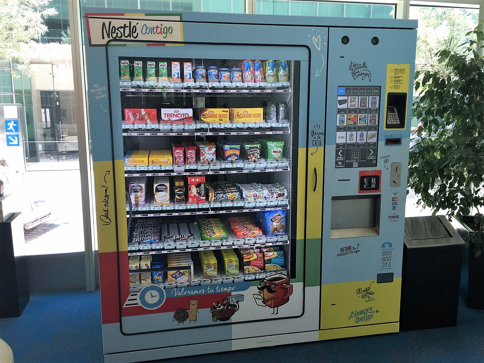 Alps Kiosks | Automated Retail Kiosk Company