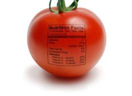 Nutritional Labels Vending