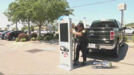 Electronic Kiosks Help Police Crack Down on Crime