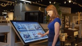 Kiosks help retail brick and mortar stores stay relevant