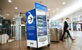 Ikea Vending Machine