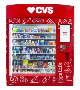 Why CVS is getting into Automated Retailing and Vending