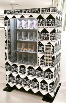 fashion vending machines