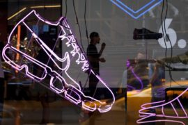 Nike Retail Automation