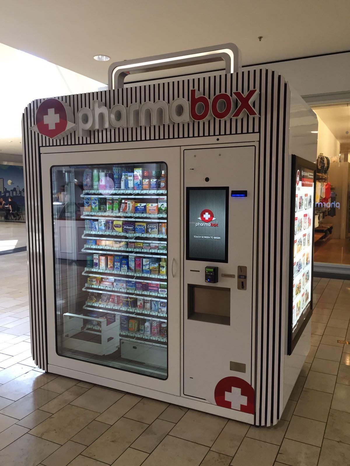 Intelligent Vending Machines Market